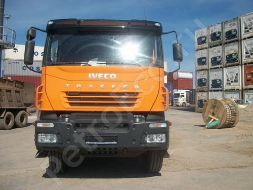 Самосвал, Iveco (Ивеко) Trakker 380