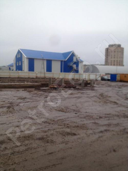 , Реконструкция производственно-складского комплекса