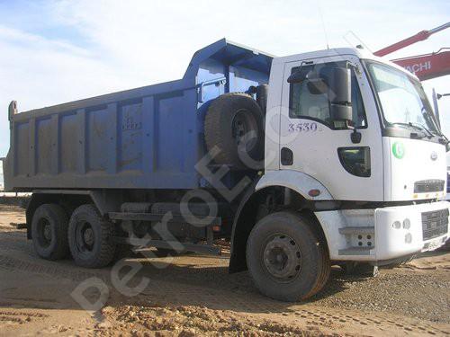 Самосвал, Ford Cargo 3530D