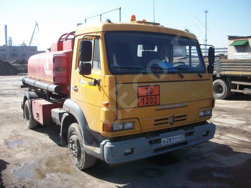 Автотопливозаправщик, Камаз 4308-Н3