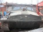 Тяжёлый гусеничный транспортёр-тягач ГТ-Т