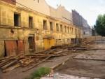 Снос здания с вывозом и утилизацией строительных отходов, разрешительная документация, Снос кирпичного здания на улице Разезжая