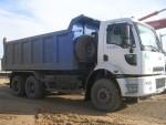 Самосвал Ford Cargo 3530D