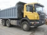 Самосвал Скания (Scania)